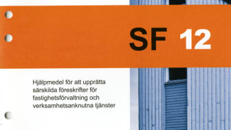 Särskilda föreskrifter 12, SF 12.