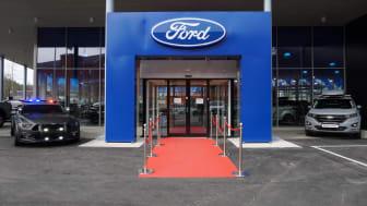 Europas största FordStore – Hedin Bil i Segeltorp