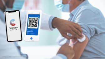 Der digitale Impfnachweis lässt sich durch ein Update in die Corona Warn-App und die neue CovPass-App einbinden.