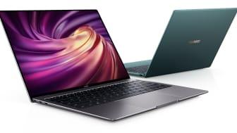 Huawei uppgraderar Matebook X Pro