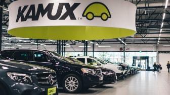 Kamux käyttää data-analytiikkaa käytettyjen autojen arvonmääritykseen