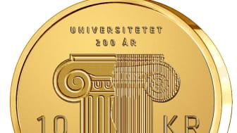 Ny 10-kronemynt i sirkulasjon