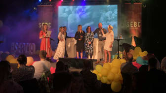 Scorett prisades under Jetshop Awards 2019