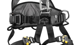 NYHET! Petzl Avao – bekväm helkroppssele från Petzl med utökad komfort, bättre passform och bättre ergonomi