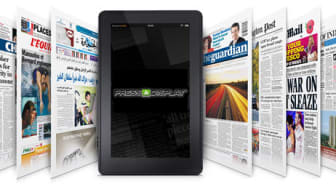 Solve your newspaper delivery problems with PressDisplay