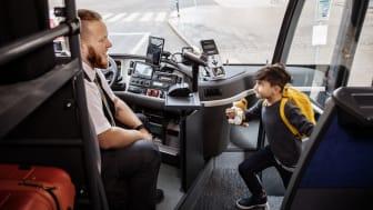 Flygbussarnas erbjuder en service i toppklass.