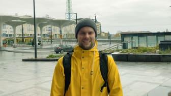 Swecon kaupunkisuunnittelun projektipäällikkö Mikko Raninen