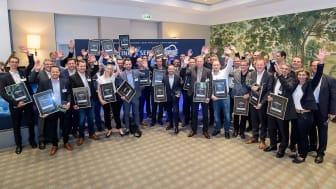 Die Gewinner des Hosting & Service Provider Award 2018