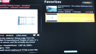 """Scandinavia """"Window to the World"""" World's first Android TV"""