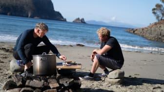 Gordon Ramsay: På ny mark säsong 2 (Tasmanien)