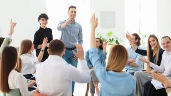 Bra möten skapar lust, mening & delaktighet!