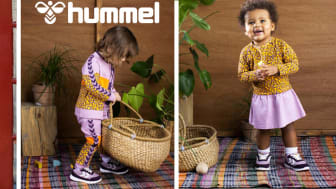 Giv dine børn følelsen af frihed med tøj fra Hummel