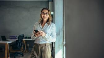 Ett år med corona: Åtta av tio småföretagare ser ljust på 2021