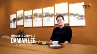 Damian Lee of Sunnyhills in an interview with The Royal Singapore