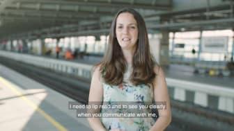 GTR accessibility staff training video