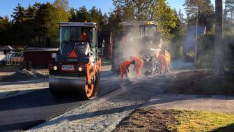 Peab Asfalt vinner upphandling i Årjängs kommun