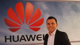 Huawei rekryterar Kenneth Fredriksen till företagsledningen i Europa