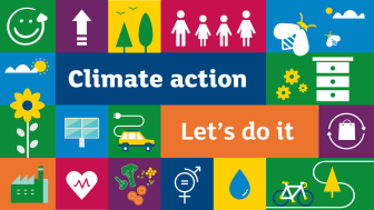 Join our Climate Action webinar and help change our Bury