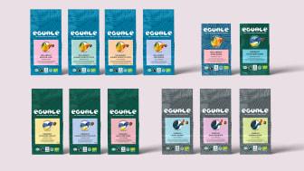 Eguale-kaffe i ny design