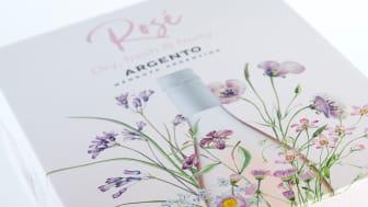 Nyhet i fast sortiment – Argento Rosé