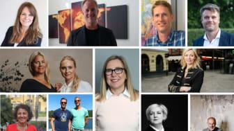 Utmärkelsen Årets Grundare uppmärksammar kvinnor och män i varje steg på entreprenörsresan