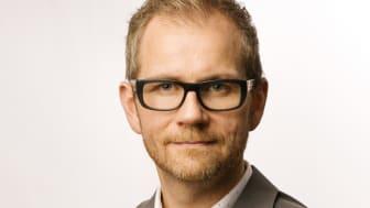 Marknadschef Robert Henrysson