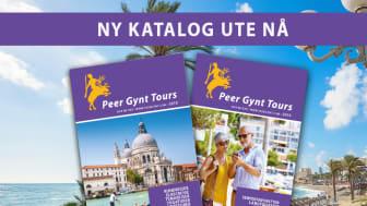 Peer Gynt Tours nye feriekatalog er full av spennende reiser!