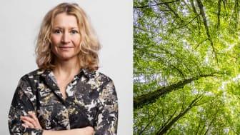 Karin Ruiz, vice VD på Sting och initiativtagare till Startup Climate Action
