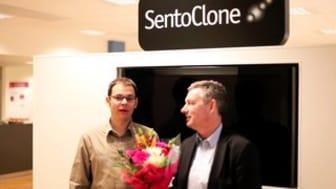 Vinnare årets pressrum 2009 - Sentoclone AB