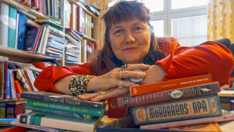 På torsdag 23 september föreläser Mary Ingemansson på Bokmässan i Göteborg om hur man väcker läslust.