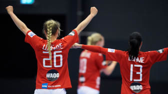Waoo forlænger hovedsponsorat på Håndbolddamerne