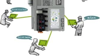 PLCnext har nu stöd för CodeSys