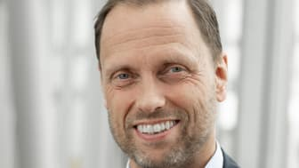 Stefan Stenberg, ny vd för Swedavia Real Estate. Foto: Torbjörn Persson.