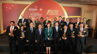 Changi Airport Group celebrates close partnerships with family of airlines in Singapore's Jubilee Year