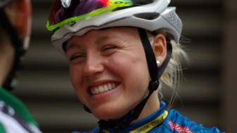 Tio-i-topp placering för Ida Jansson på landsvägs-VM
