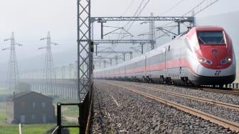 ETR 500 high speed train