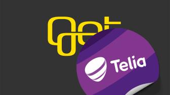 En sterkere og større utfordrer blir til: Get skifter navn til Telia