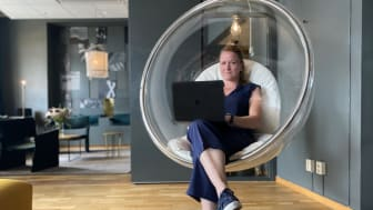 Rebecca Liljemark, Business Productivity Specialist på Xenit AB