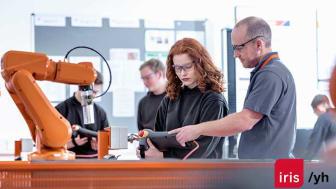 Automationsingenjör Processindustri på Iris YH