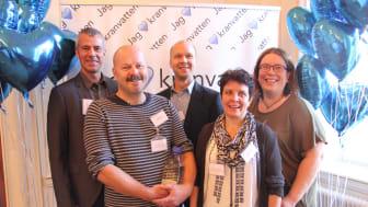 Mark finalister i Kranvattentävlingen 2015
