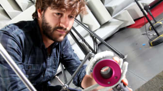 Dyson Supersonic Haartrockner: research and development department