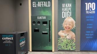 Elgiganten hjælper sine kunder med at genanvende elektronikaffald