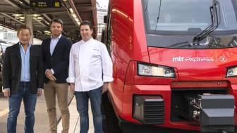 Foto: Niklas Darnell. Från vänster: Thomas Dahlstedt, Johan Söör, Pontus Frithiof