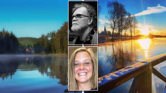 Göran Johansson och Jessica Järlstam delade segern i Månadens Bild på temat Vad betyder Lindesbergs kommun för dig? Bilderna är beskurna men kan ses i sin helhet nedan.