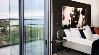 Rum med utsikt