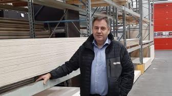 Henrik Thomsen er udnævnt til direktør for Bygma Sorø pr. 1. december 2020