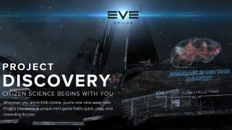 Proteinforskning från KTH och Scilifelab tar plats i datorspelet Eve Online.