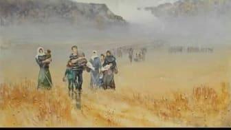 När distriktet Jaghori i provinsen Ghazni anfölls av talibanerna flydde befolkningen. Ytterligare många tusen blev internflyktingar.