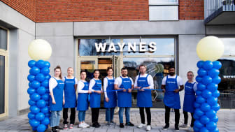 Premiär för Waynes i Limhamn