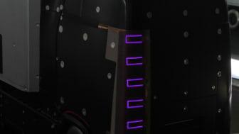 Plasmatekniken lyser i mörkret